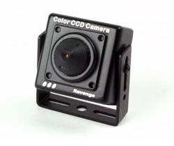 微型有線REVENGE數位彩色微型針孔攝影機