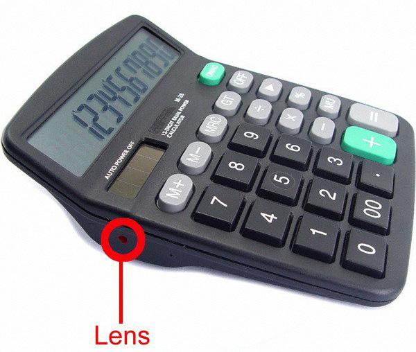 計算機型針孔攝影機