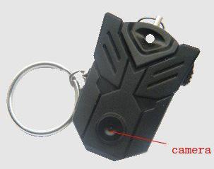 鑰匙圈針孔攝影機